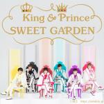 キンプリショップ『King & Prince SWEET GARDEN』期間限定OPEN!!【詳細情報】