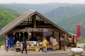 平野紫耀 映画ういらぶ。ロケ地やまびこ市場
