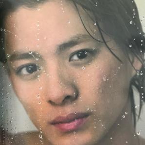 平野紫耀髪型 濡れ髪4