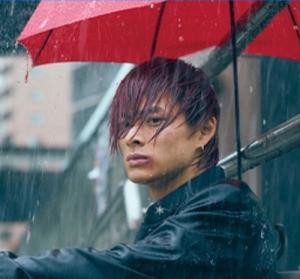 平野紫耀髪型 濡れ髪6