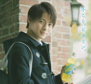 King&Prince(キンプリ)平野紫耀 ビタミンMATCH キャンペーン1