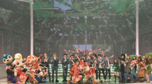 King&Prince(キンプリ) 紅白歌合戦リハーサル30日4