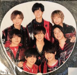 King&Prince(キンプリ)記事 Hey!Say!JUMPカウコンうちわ2018