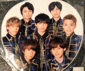 King&Prince(キンプリ)記事 キスマイカウコンうちわ2018