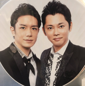 King&Prince(キンプリ)記事 タッキー&翼カウコンうちわ2018