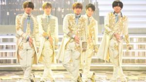 King&Prince(キンプリ) 紅白歌合戦リハーサル30日5