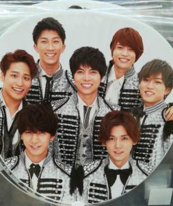 King&Prince(キンプリ)記事 WESTカウコンうちわ2018