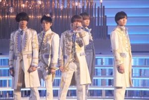 King&Prince(キンプリ) 紅白歌合戦リハーサル30日3
