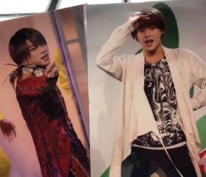 King&Prince(キンプリ)平野紫耀 ジャニアイ ステフォ第3弾