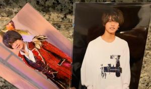 King&Prince(キンプリ)髙橋海人 ジャニアイ ステフォ第3弾