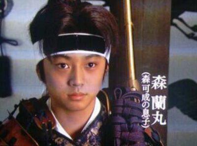 キンプリ 永瀬廉 ドラマ 信長のシェフ 森蘭丸