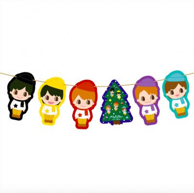 キンプリ クリスマスケーキ セブンイレブン コラボ 限定グッズ