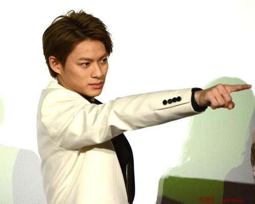 King&Prince(キンプリ)平野紫耀 映画『ういらぶ。』舞台挨拶