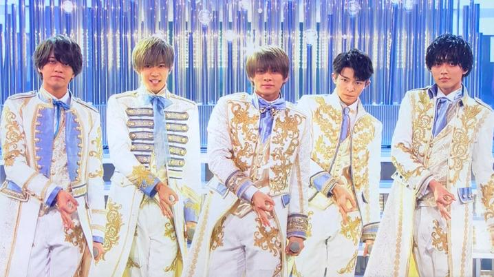 キンプリ NHK 紅白 2019 出場決定 曲 順番